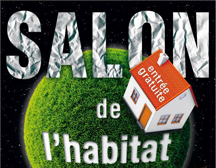 Salon de l 39 habitat lannion 14 10 2017 15 10 2017 for Salon habitat